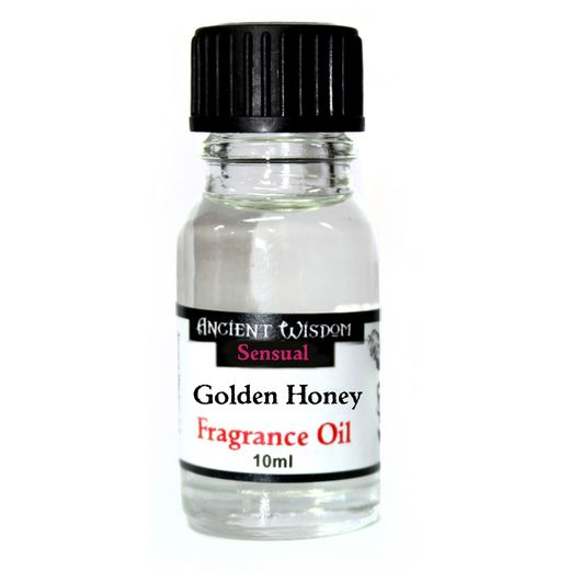 10ml Golden Honey Tuoksuöljy