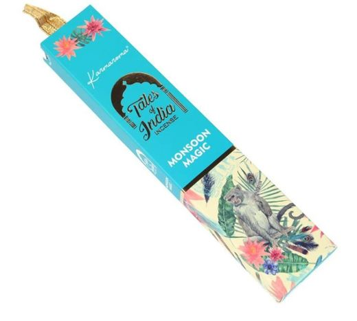 Tales of India Incense - Moonsoon Magic